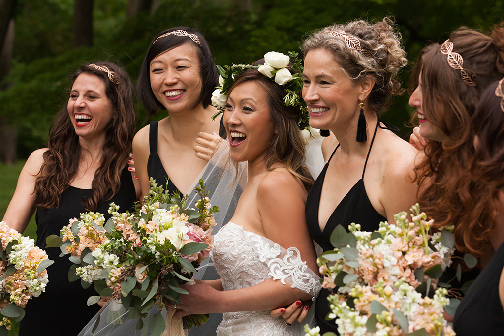 Thievery Corporation's Rob Garza Officiated a Rock Star-Style Wedding in Chevy Chase images 7
