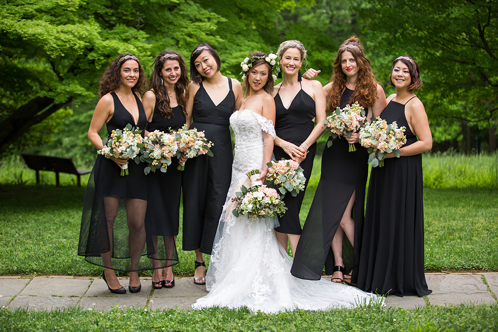 Thievery Corporation's Rob Garza Officiated a Rock Star-Style Wedding in Chevy Chase images 8