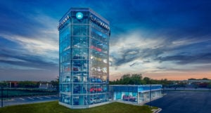 Yes, That's a Car Vending Machine in Gaithersburg