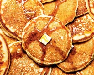 Five Great DC Brunch Spots for Pancakes