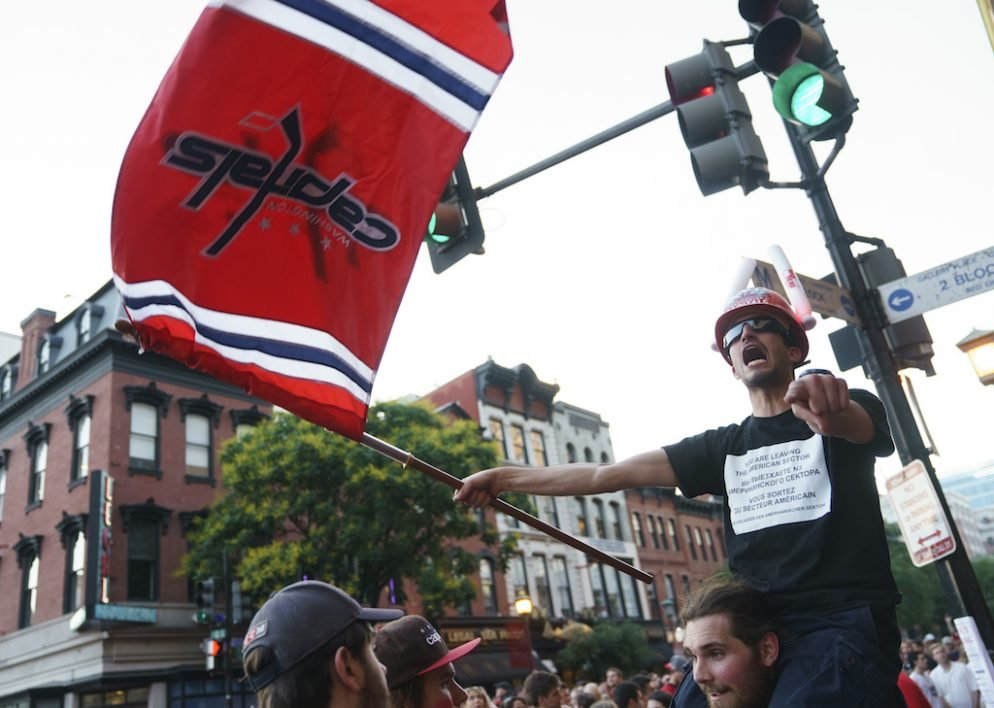 Will DC Grease Poles If the Caps Win? It's Unclear