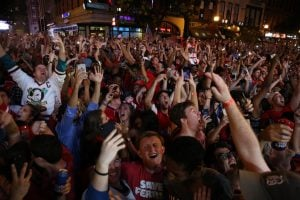 The Case for Fair-Weather Capitals Fandom