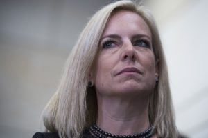 Protesters Confront Kirstjen Nielsen in a DC Mexican Restaurant