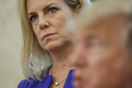 The Kirstjen Nielsen Protest at a DC Mexican Restaurant Was a Watershed Moment. Here's How It Really Went Down.