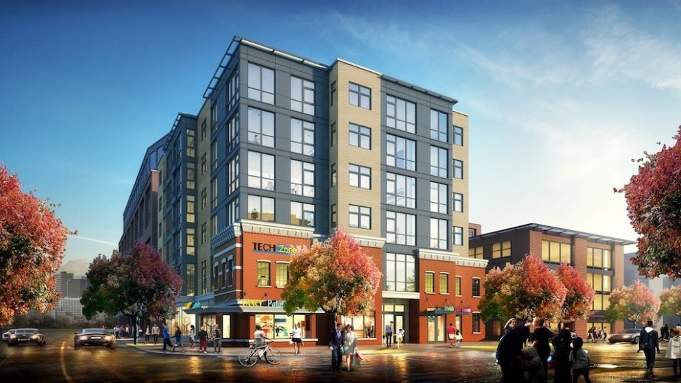 These New Condos Are Rising Next to the H Street Whole Foods