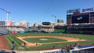 Nationals Park Will Hold its First-Ever Boot Camp inside the Stadium This Friday