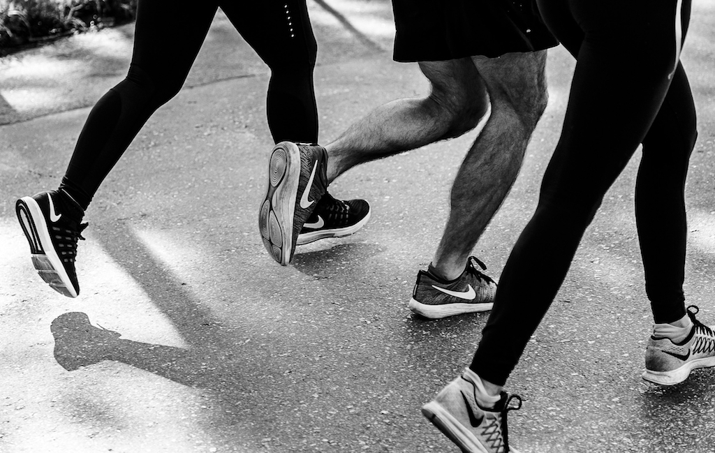 These Running Commuters Probably Beat You to Work Today