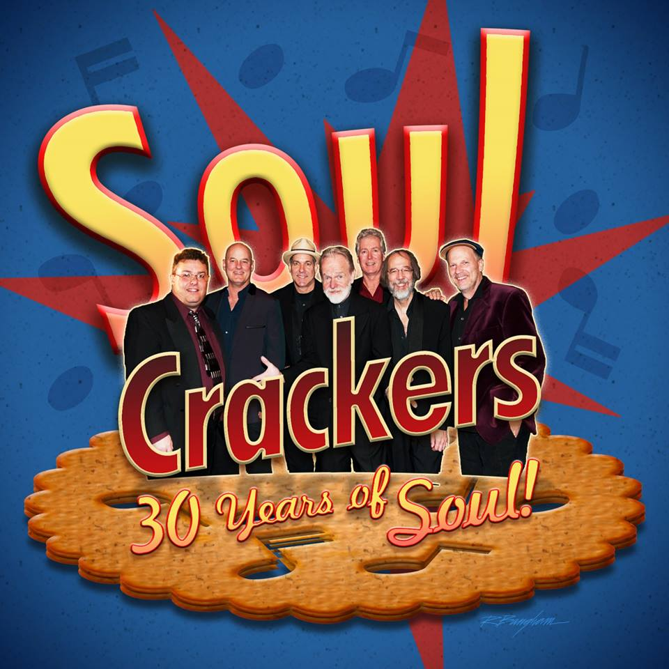 Free Summer Concert Series: SOUL Crackers