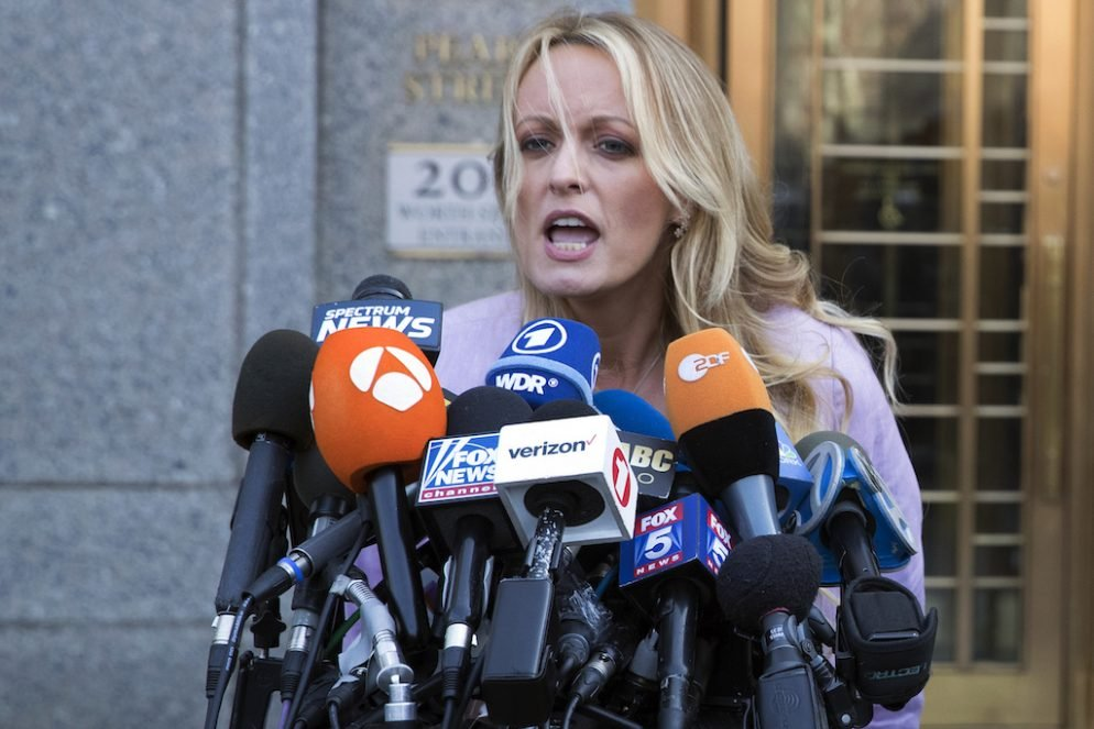 Stormy Daniels' DC Strip-Club Appearance: All the Details You Were Afraid to Ask