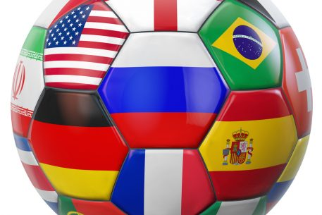 Where to Watch Your Team in the 2018 World Cup