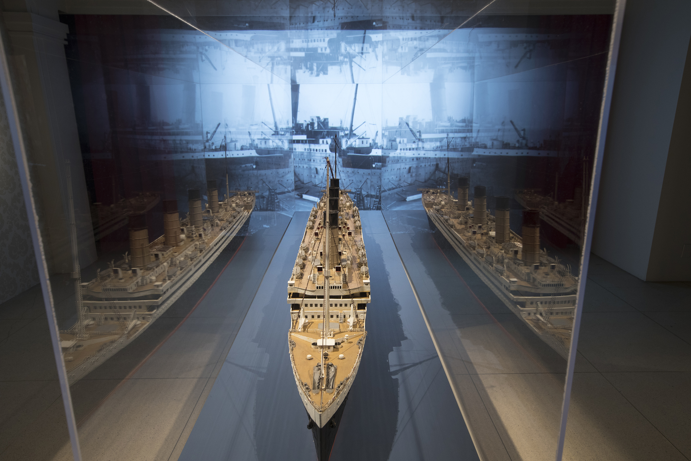"""8 Stories You Haven't Heard About Titanic Revealed at National Geographic Museum's  """"Titanic: The Untold Story"""" Exhibition images 1"""