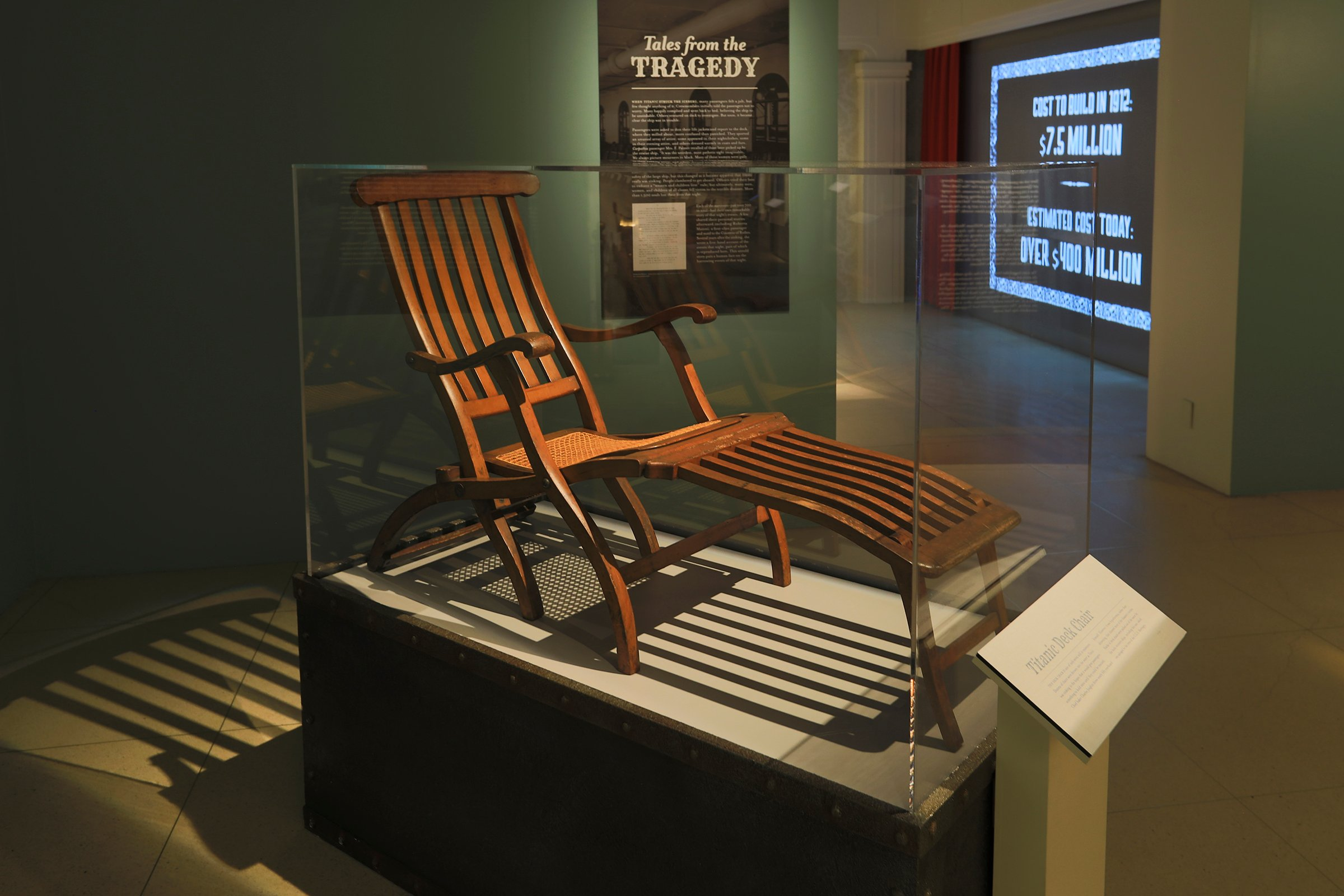 """8 Stories You Haven't Heard About Titanic Revealed at National Geographic Museum's  """"Titanic: The Untold Story"""" Exhibition images 3"""