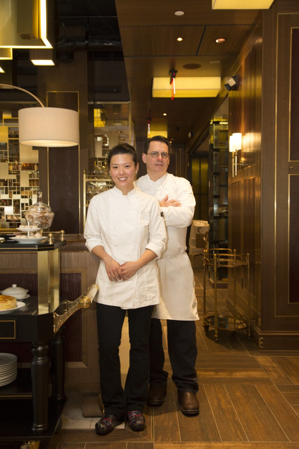 Frank Ruta and Aggie Chin Depart Downtown Fine Dining Destination Mirabelle in a Massive Shakeup
