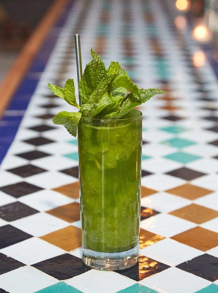 Best Photography Schools >> Middle Eastern Cocktail Bar the Green Zone Is Open in ...