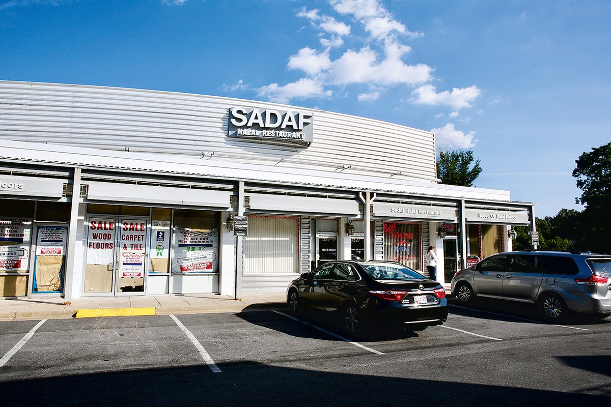 Sadaf Halal Restaurant.