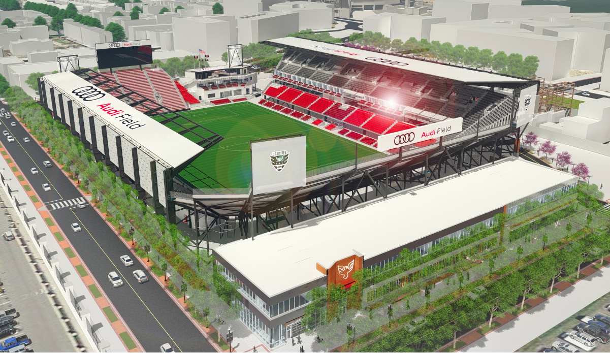 Audi Field Where To Eat Drink And Play Near Dc United S New Stadium