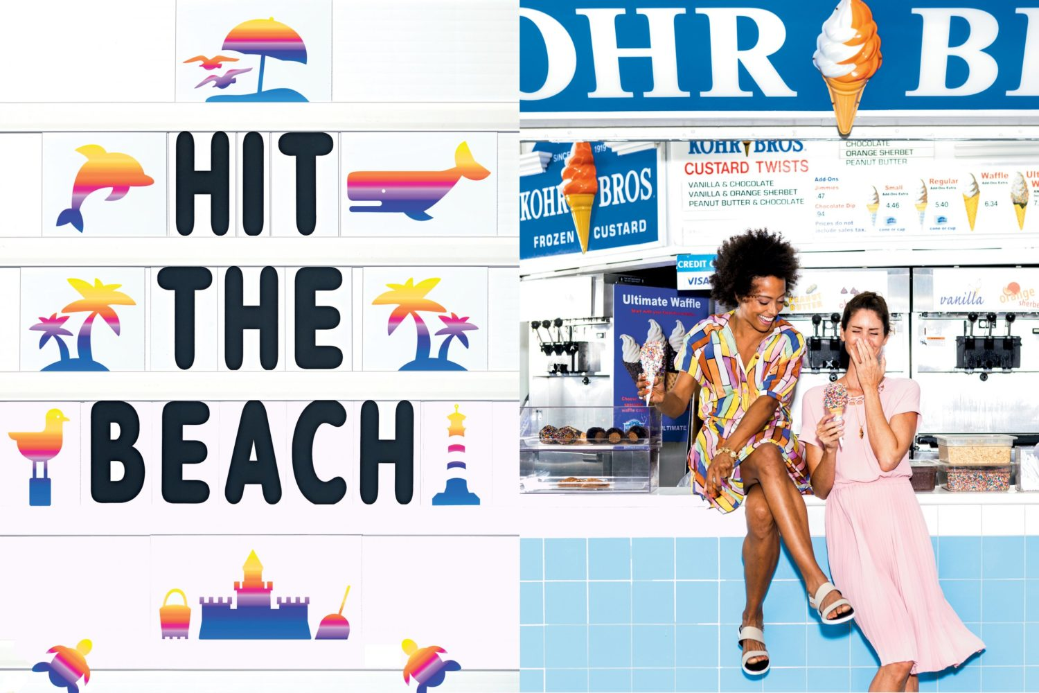 Washingtonian's Great Big 2018 Beach Guide
