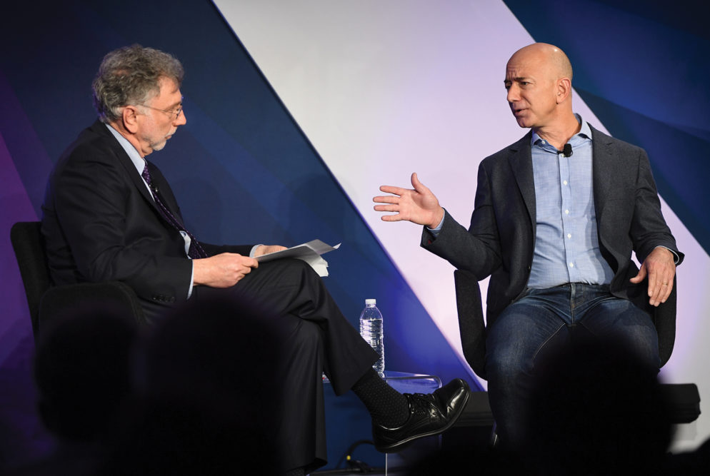 Jeff Bezos Has Transformed the Washington Post Since He Bought it Five Years Ago. Here's What Still Needs Changing.