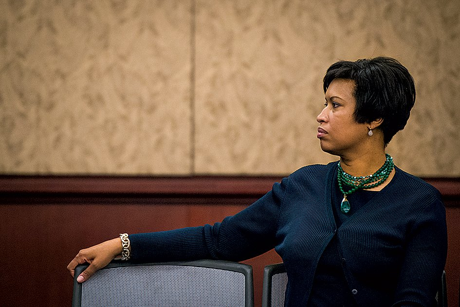 Wouldn't it Have Been Cool if Mayor Bowser Had Used DC's Excellent Family-Leave Policy?