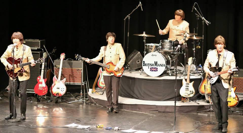 Free Summer Concert Series: Britishmania: Beatles Tribute