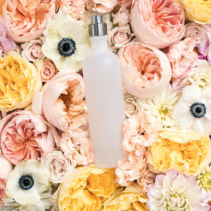 Save Face and Cool Off With The Season's Dreamiest Floral Face Mists