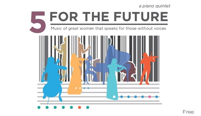 Concerts by Five for the Future a Piano Quintet