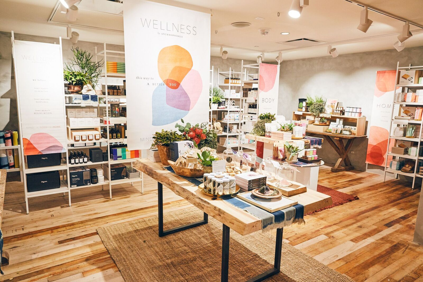 Anthropologie's New Concept Store Just Opened In Georgetown images 3