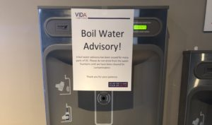 What to Know About the Water Situation at Your DC Gym or Fitness Studio