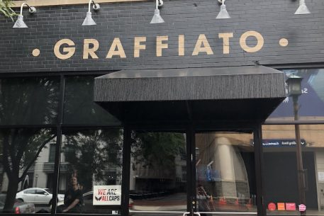 Graffiato Has Gone Dark, But Mike Isabella Says He's Still Trying to Save It
