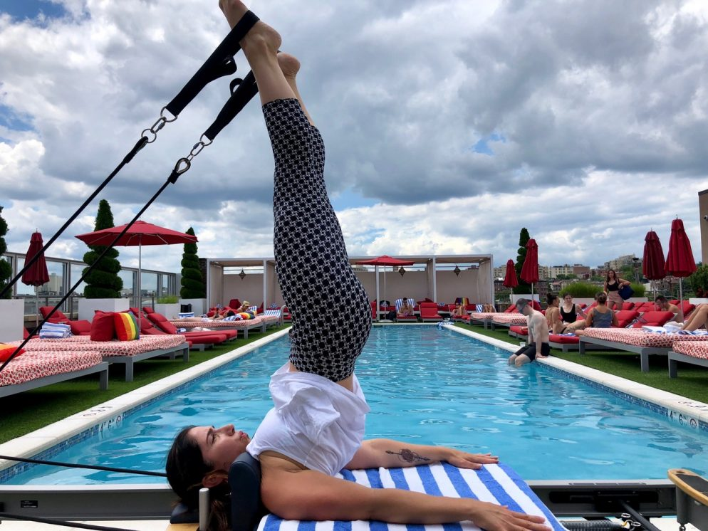 Here Are The Best Free Fitness Classes Around DC This Week: July 9-15