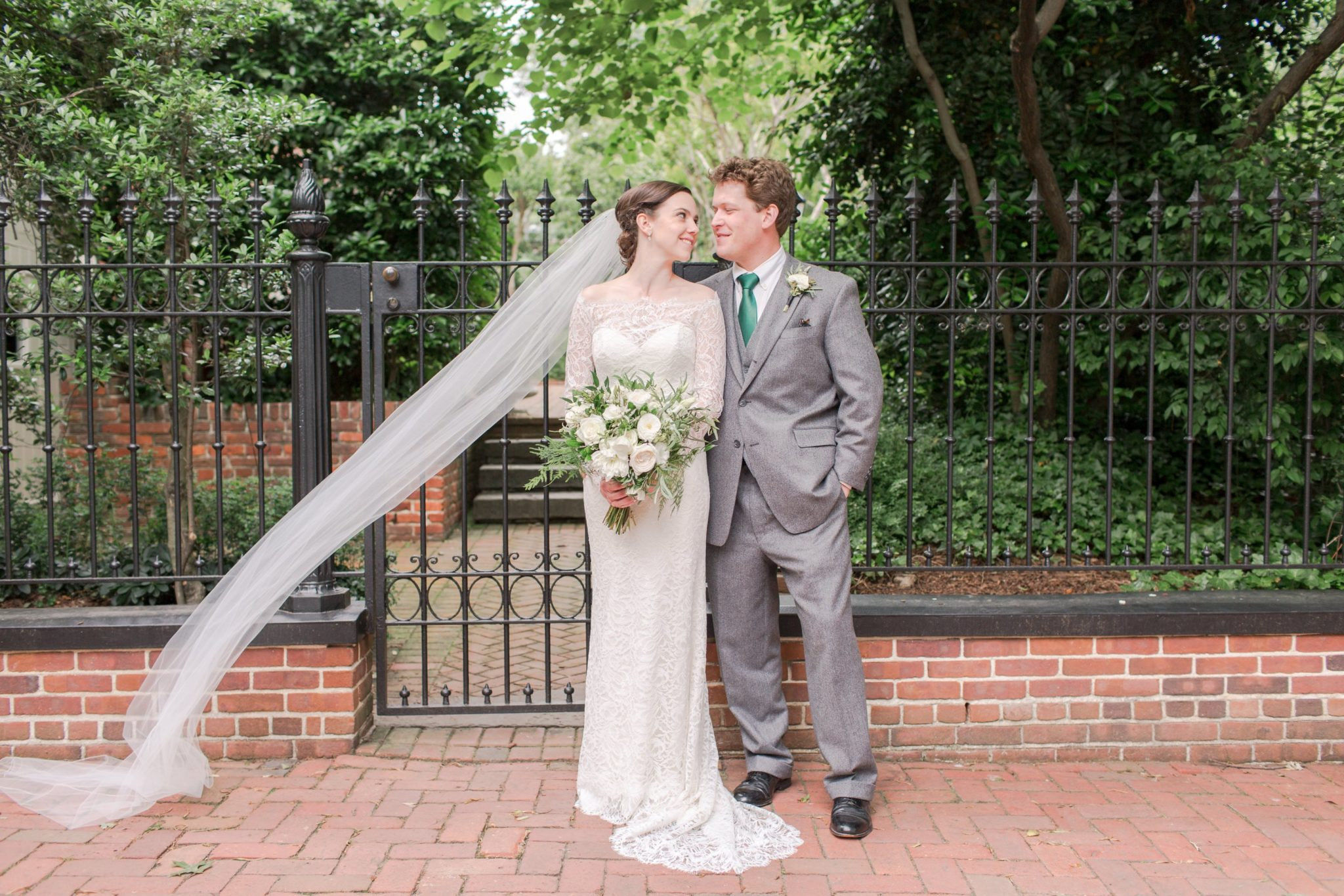Kelsey Rupp And Jordan Bloom Married At The Immaculate Conception Church In Dc On May 20 2017 Celebrated With A Reception Lee Fendall House