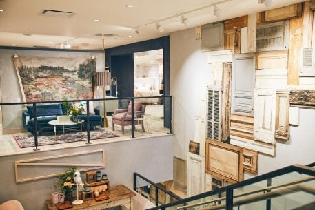 Anthropologie's New Concept Store Just Opened In Georgetown