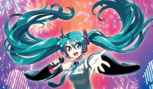 A Cartoon Character Is Performing at the Anthem. What's the Deal With Hatsune Miku?