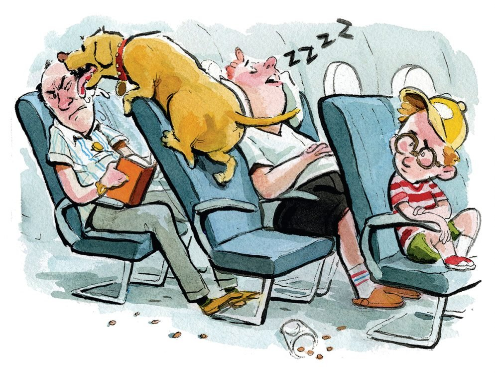 How to Be Courteous While Traveling with Your Pet