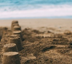 Here's How Even You Can Build a Decent Sand Castle