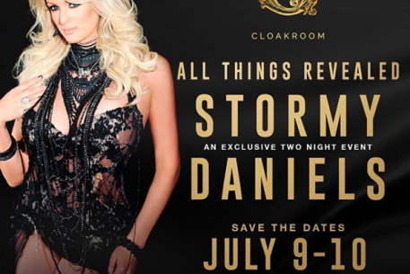 Stormy Daniels Hasn't Managed to Sell Out Her DC Shows