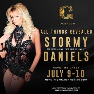My Night With Stormy Daniels