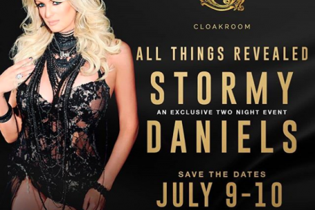 My Night With Stormy Daniels