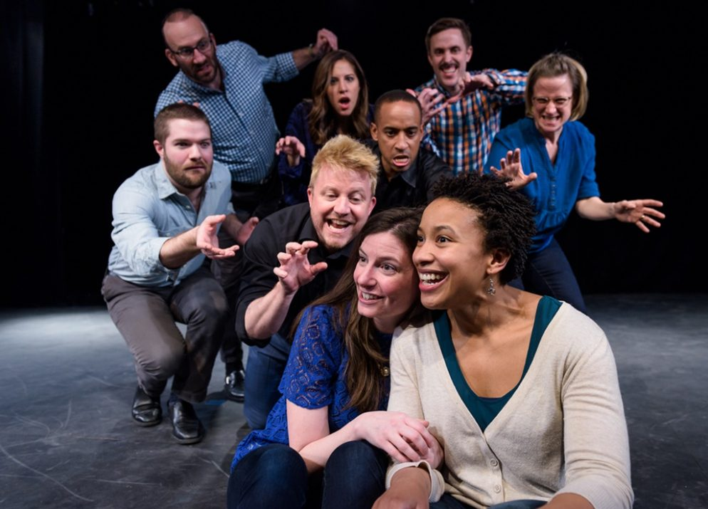 Things to Do in DC This Weekend (July 5-8): Improv Musicals, a Cupcake Competition, and a Cider Tasting