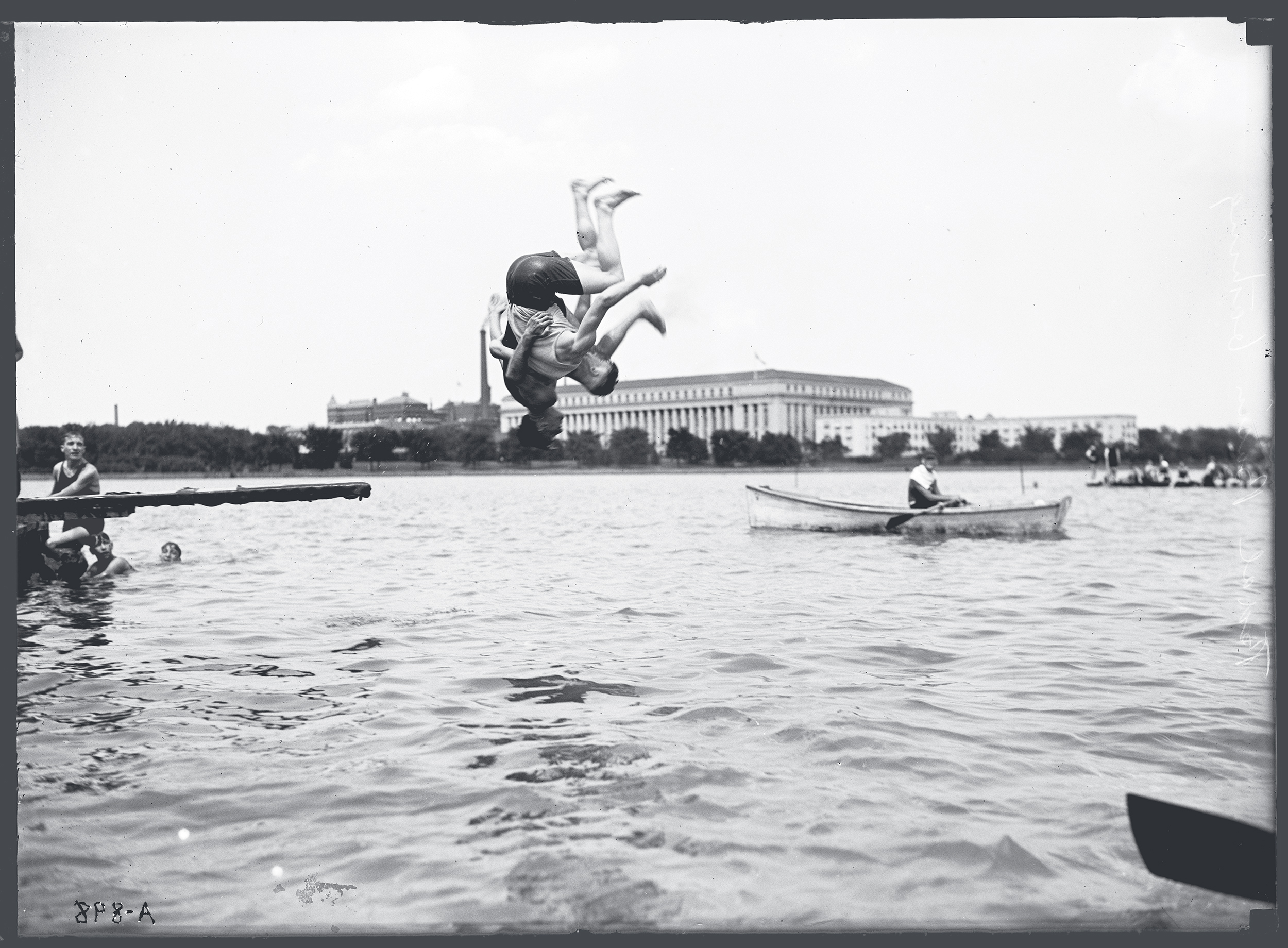 Photograph courtesy of Harris & Ewing/Library of Congress.
