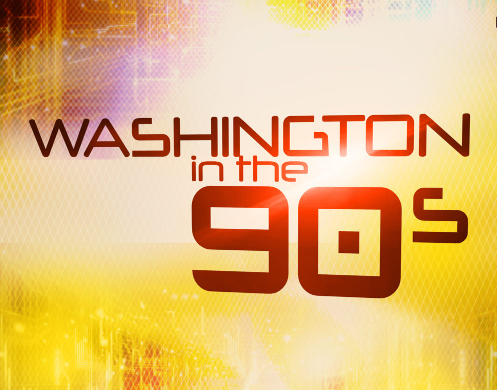 A New Documentary Examines 1990s DC