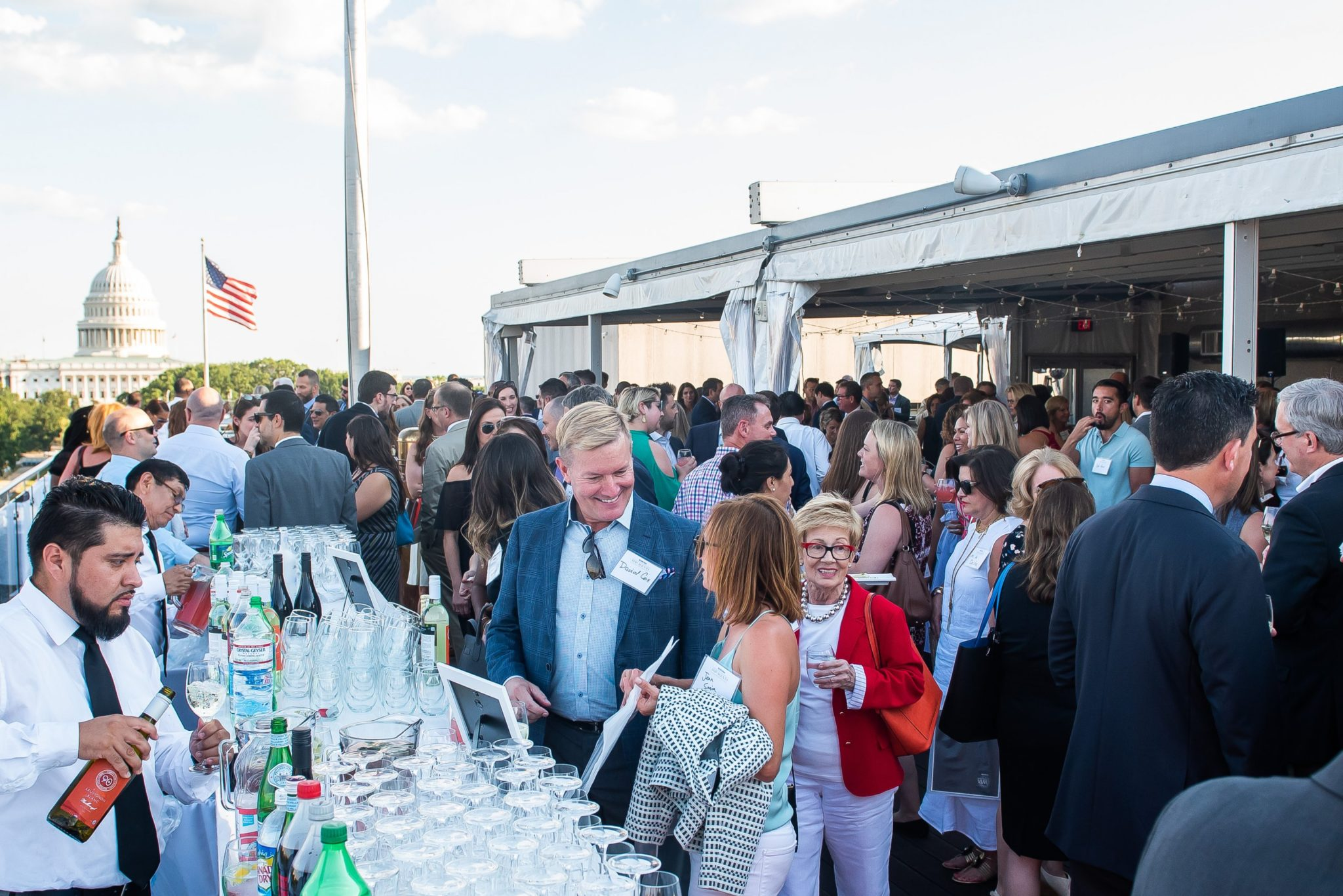 Photos from the 2018 Top Real Estate Agents Cocktail Reception