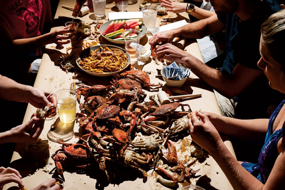 Our 17 Favorite Chesapeake Bay Crab Houses