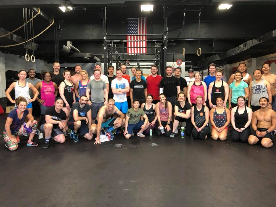Here Are The Best Free Fitness Classes Around DC This Week: July 16-22