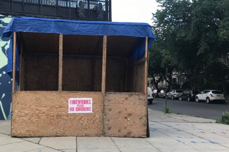 MAP: All of DC's Temporary Fireworks Stands