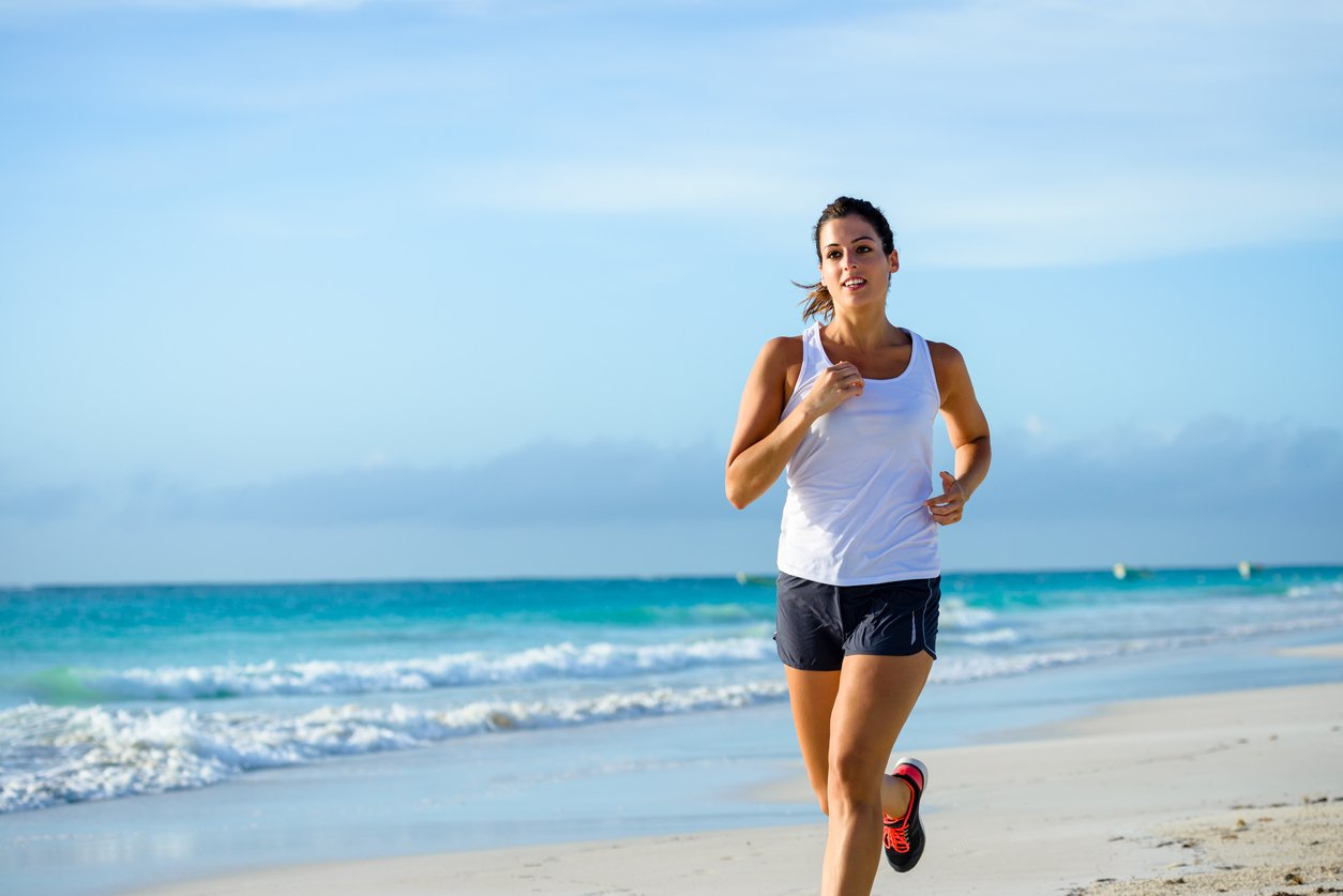 7 Tips for Running at the Beach