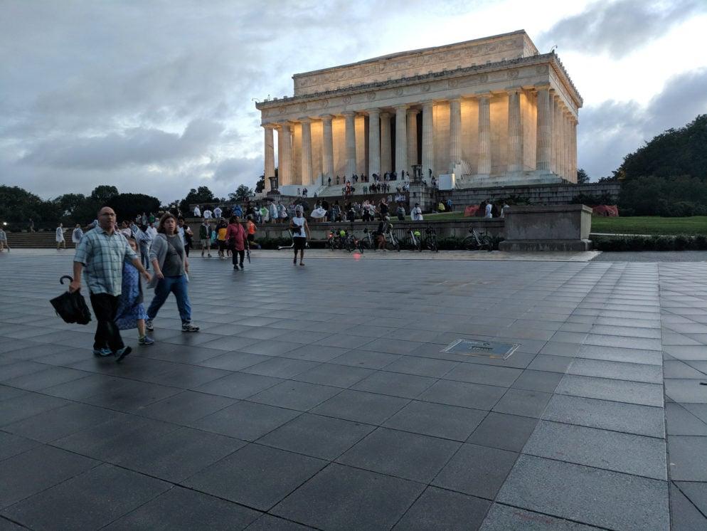 Washingtonian Today: Farewell Graffiato