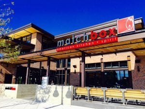 Thompson Hospitality Takes Over Management of Matchbox Food Group