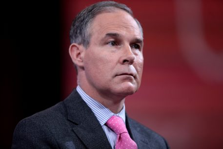 Before Scott Pruitt Flees Town, Let's Look Back at the Greatest Hits of His DC Life