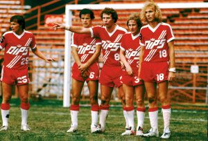 Remember Team America? A Brief History of DC Soccer Teams That Didn't Work Out